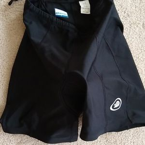 New without tags women's bike shorts size large